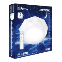 LED светильник Feron AL5200 DIAMOND